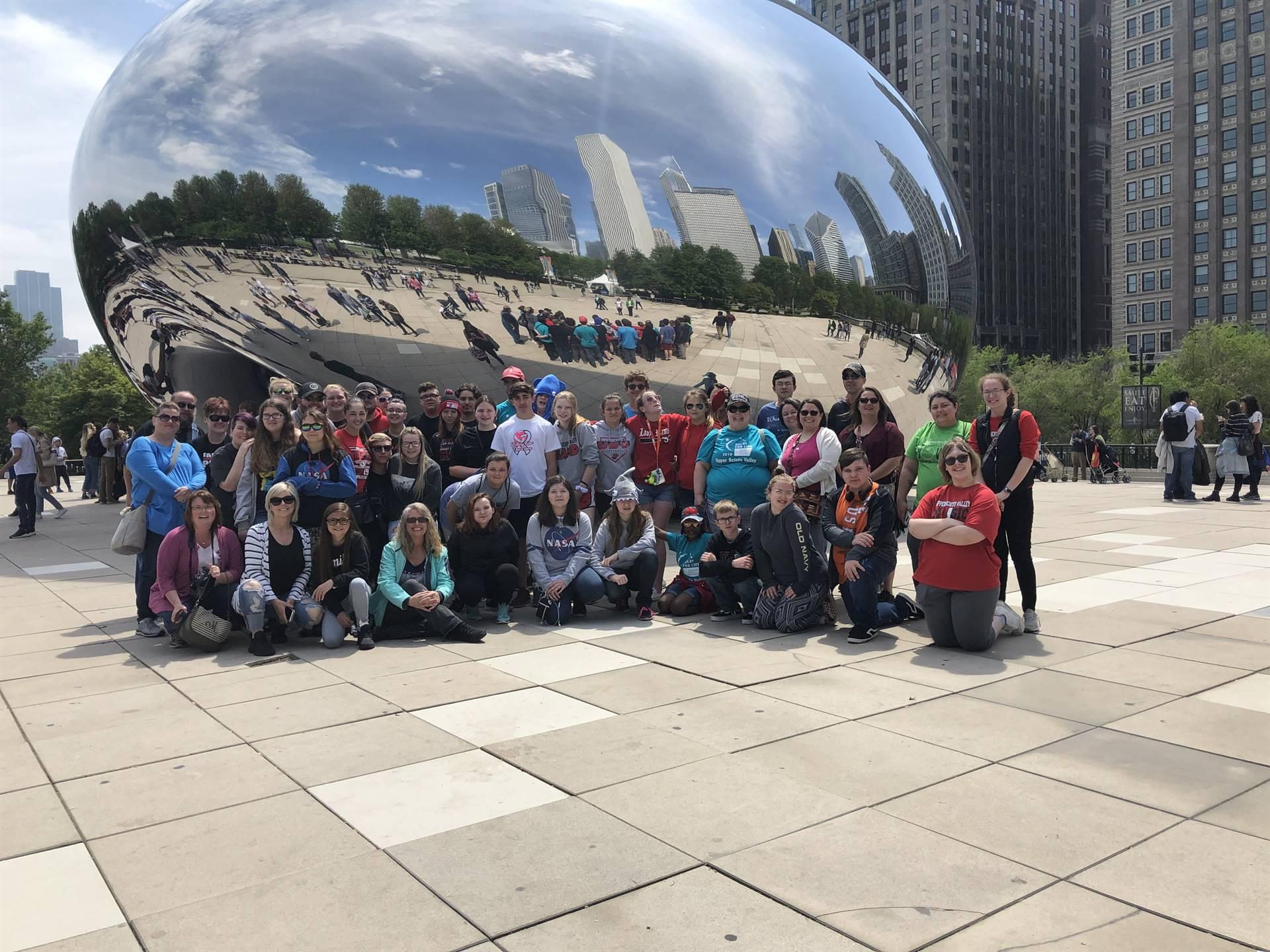 2019 Music Department Chicago Trip
