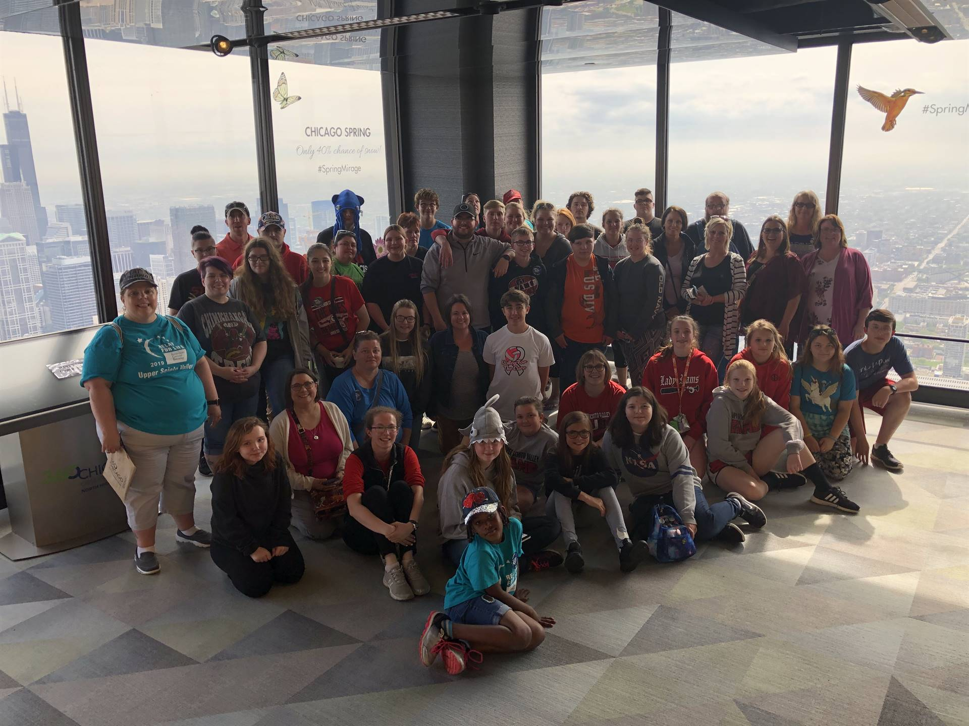 2019 Music Department Chicago Trip